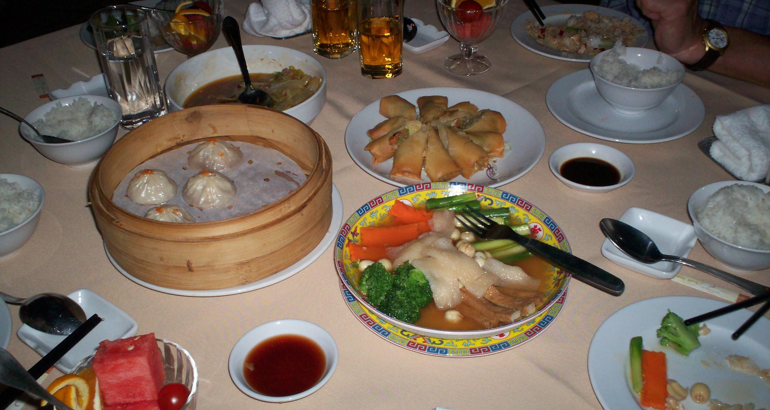 LIVING IN CHINA – Kulinarisches Heimweh – WANDERFALKE