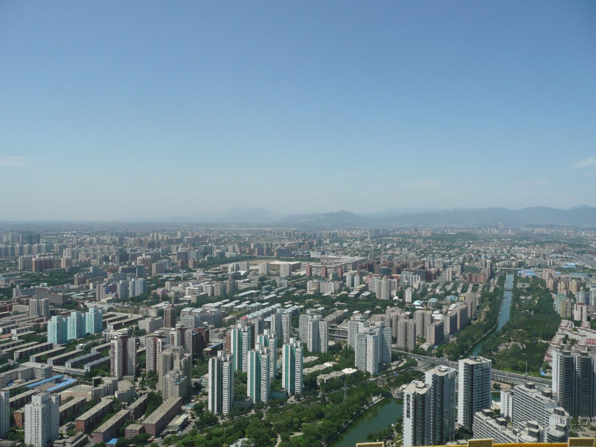 LIVING IN CHINA – Wohnen in Peking Slide 2